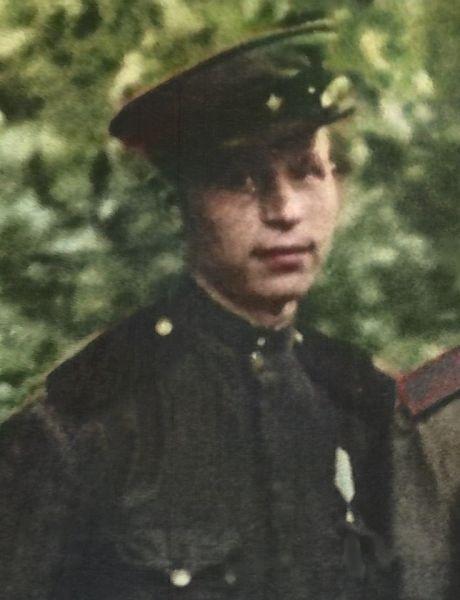 Максимов Иван Александрович