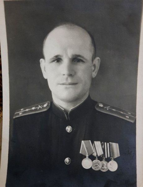 Литвинов Григорий Иванович
