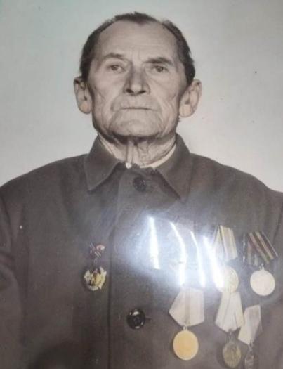 Баран Фёдор Фёдорович