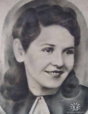 Моисеева (Ахматова) Антонина Михайловна