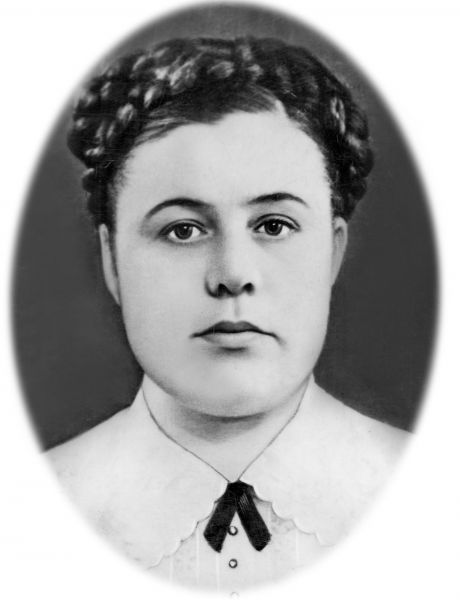 Паксюткина (Емельянова) Агния Максимовна