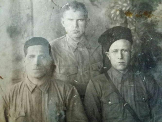 Хочу узнать военный путь моего деда Короткова Василия Андреевича 1908 года рождения.