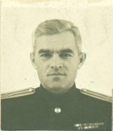 Поиски родственников капитана Лушпа Анатолия Ивановича