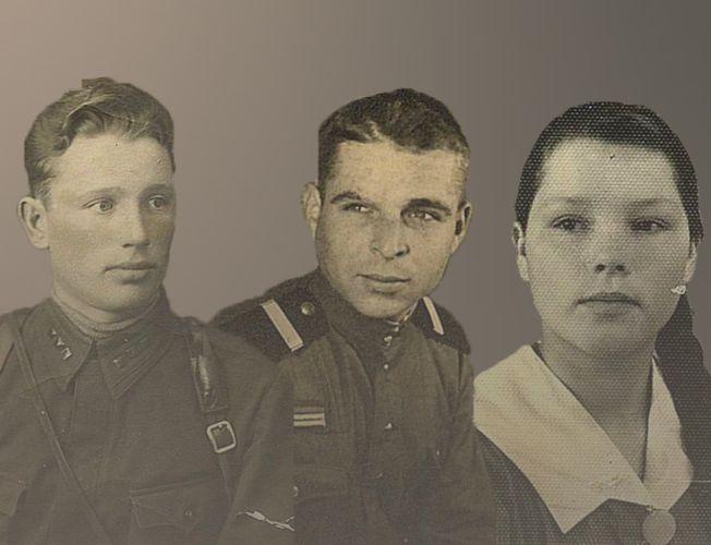 Фотография неизвестного солдата