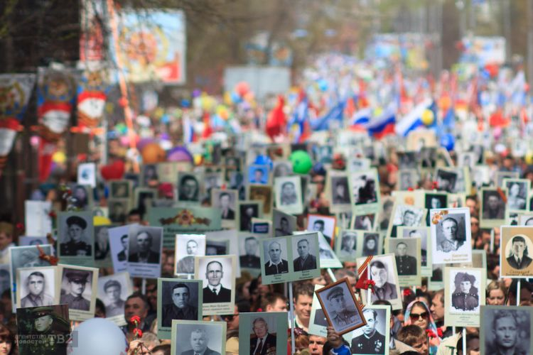 «Бессмертный полк» и «Бессмертный полк России» подписали соглашение о единых принципах организации и проведения шествия 9 Мая