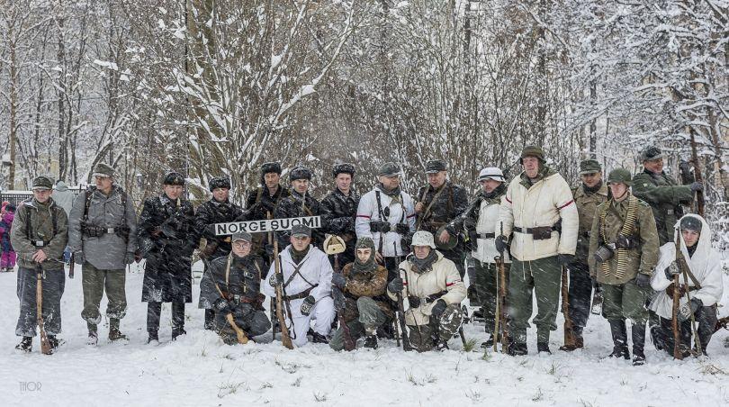 Организуем поездку на военно-историческую реконструкцию в г. Мончегорск 11 ноября