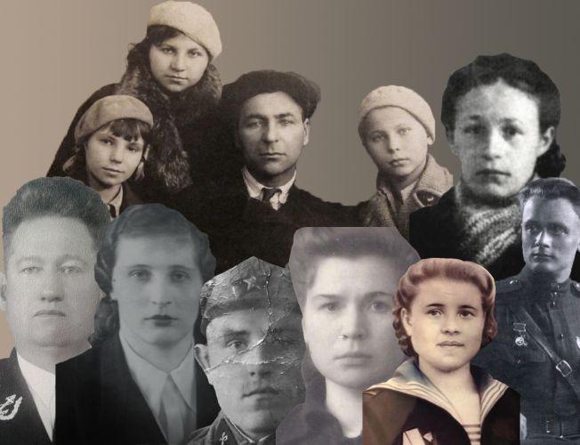 Непокоренные. 75 лет со дня снятия блокады Ленинграда