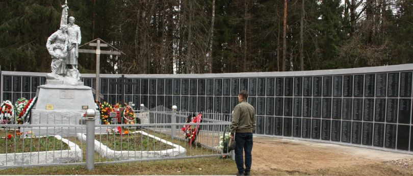 «Умер от ран»: поисковики нашли солдат, считавшихся пропавшими без вести