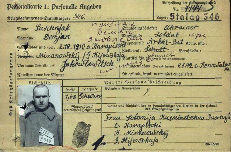 «Я – русский солдат»… Погибшие в концлагере военнопленные шлют весточку о себе из Норвегии