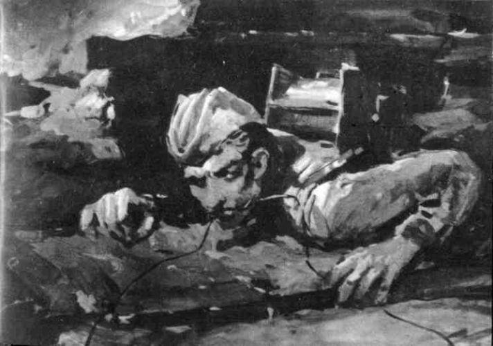 «На этом закончилась жизнь тов.Новикова...». Короткий век военных связистов