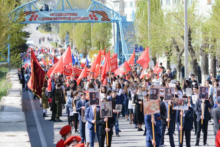 В Эльбрусском районе отмечают День Победы