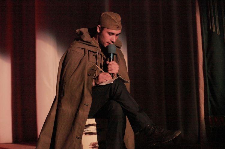 Фестиваль театрализованных отрывков из произведений о Великой Отечественной войны «А зори здесь тихие...».