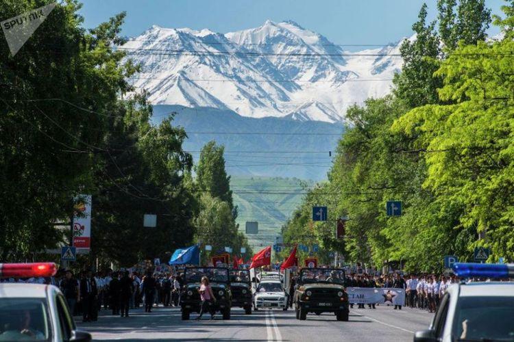 Контакты координаторов по Кыргызстану.