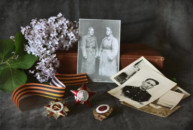 #Бессмертныйполкдома: 9 Мая вспомним своего солдата в кругу семьи