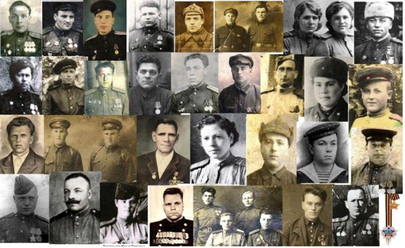 СПИСОК участников Великой Отечественной войны - жителей Коротояка «ОНИ ВЕРНУЛИСЬ ИЗ БОЯ»
