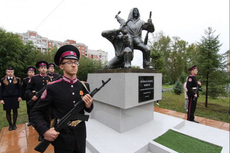 История 29-й Новосибирской  отдельной лыжной бригады стала сюжетом документально-художественного фильма