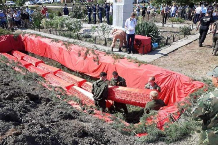 Тамбовские поисковики нашли в Крыму обломки разбившегося в 1943 году самолёта ИЛ-2