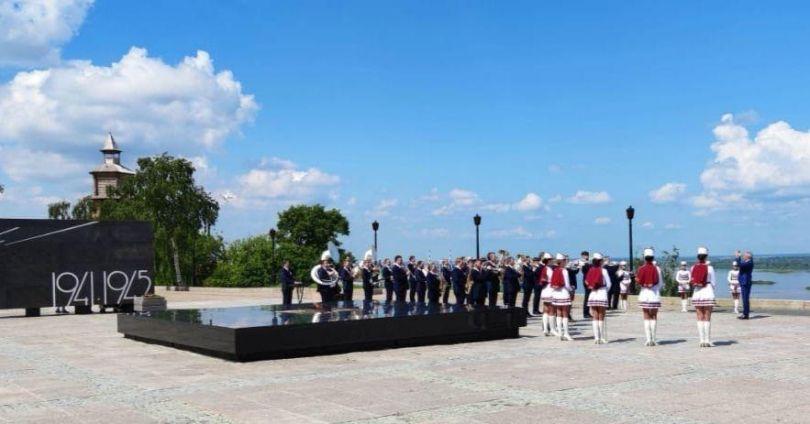 Нижегородские музыканты присоединились к «Бессмертному оркестру»