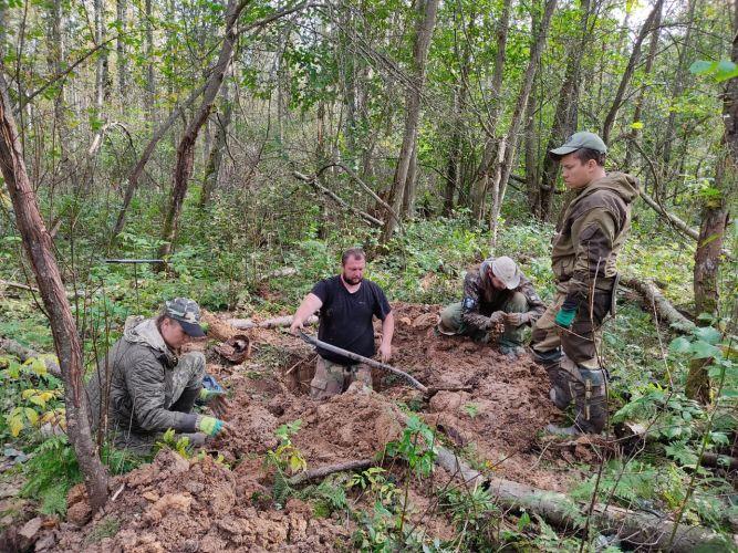 Поисковики разыскивают родственников солдата - уроженца Черниговской области