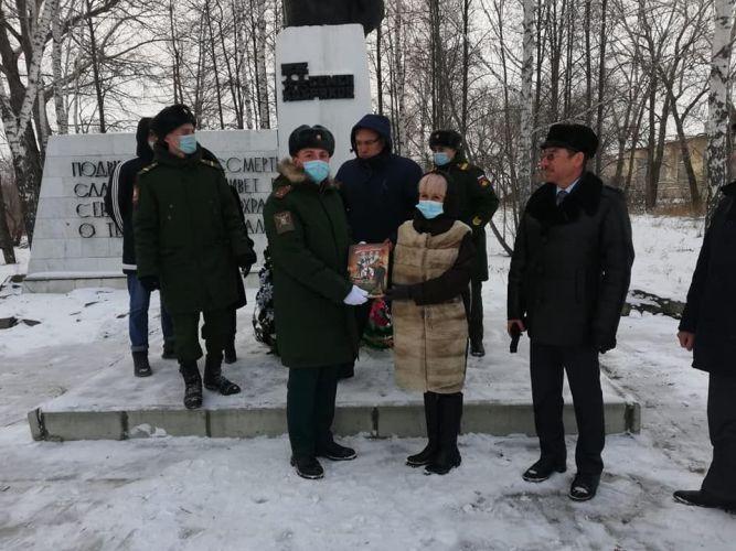 В Копейске прошли Вторые Хохряковские чтения, посвященные дважды Герою Советского Союза танкисту Семёну Хохрякову