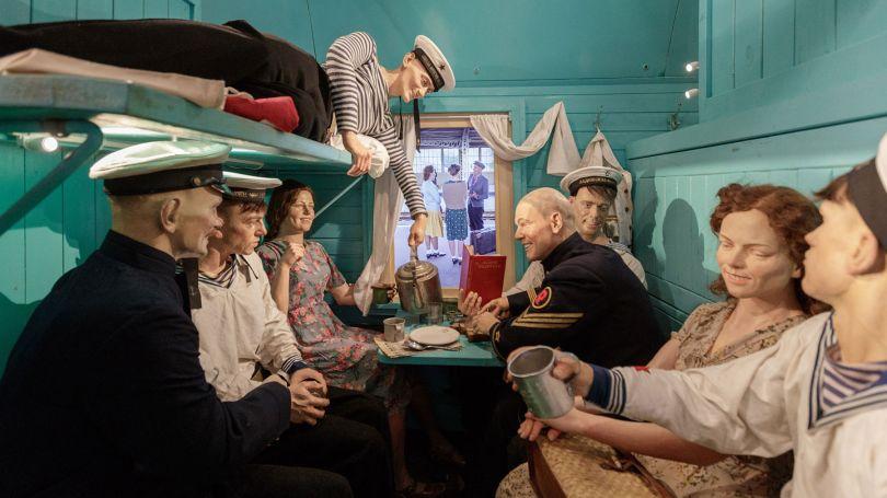 «Поезд Победы» сделает остановку в Вологде 7 февраля