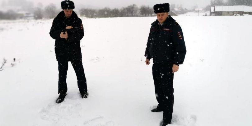 Полицейские из Брянска ищут родственников солдата
