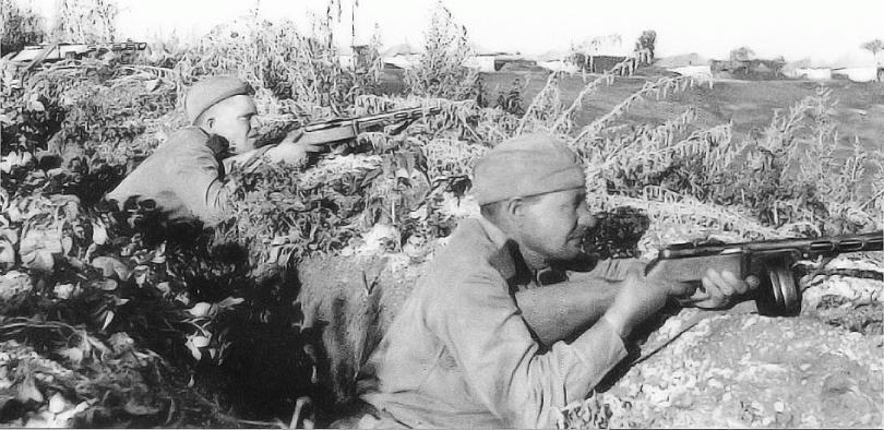 Они защищали Москву. Снят фильм о судьбе сибирской дивизии
