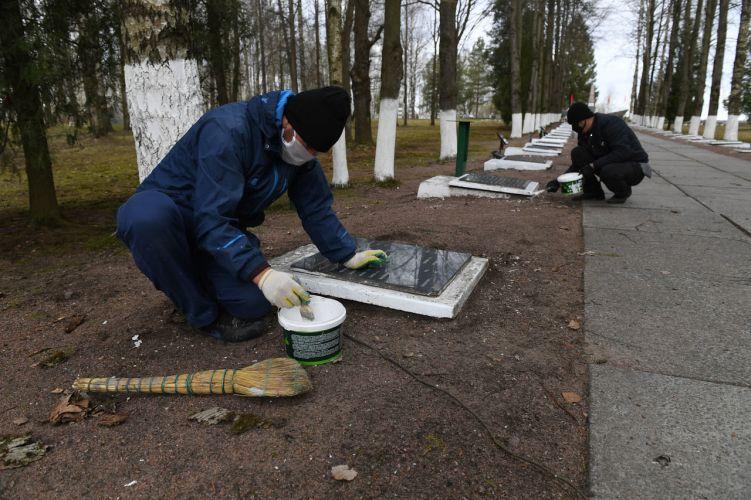 В Ленобласти приведут в порядок больше 30 захоронений времен Великой Отечественной войны
