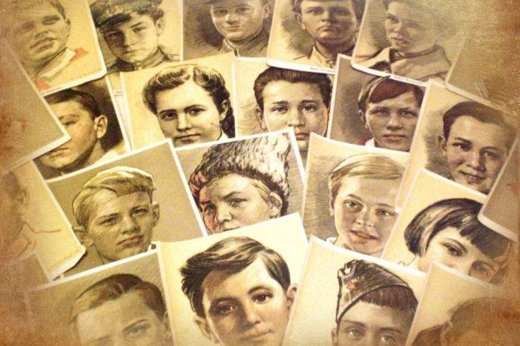 «Мои герои большой войны»: вспоминаем вместе