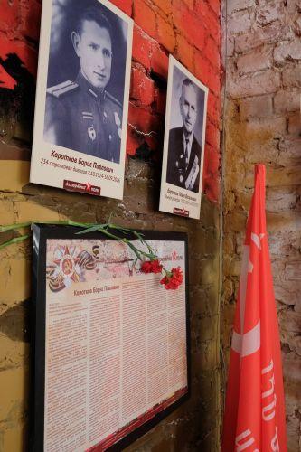 В Костроме открылась Общественная приемная Бессмертного Полка