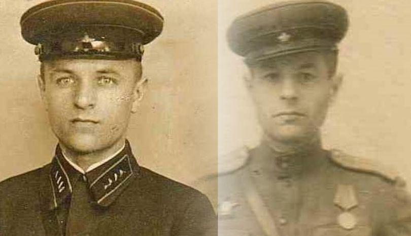 80 лет спустя: два родных брата встретились на сайте Полка