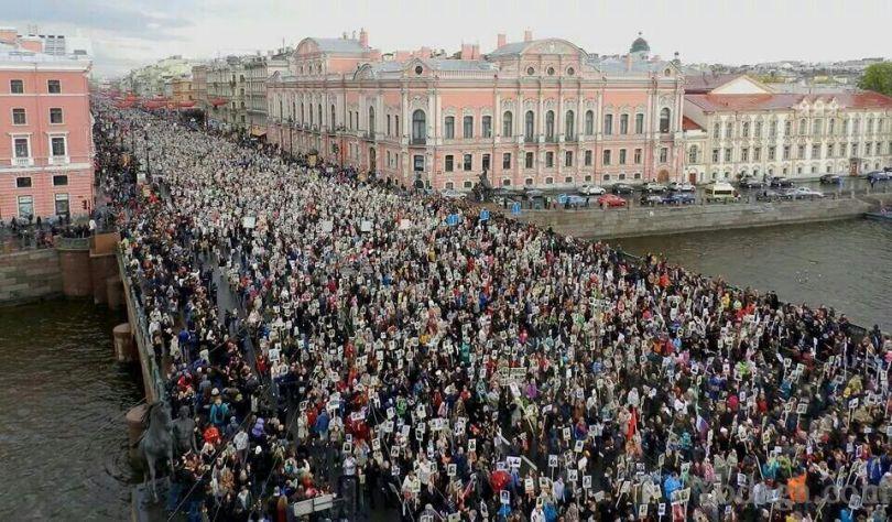 Комментарий по организации шествия 9 мая от координаторов