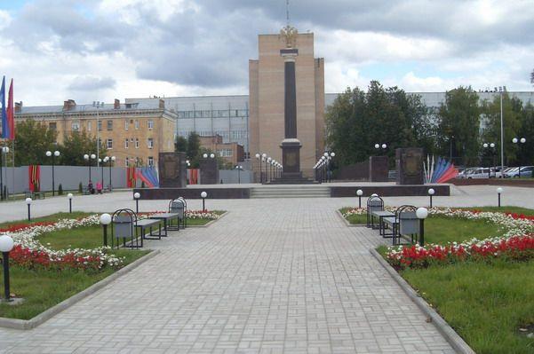 Бессмертный полк в Коврове - 2016