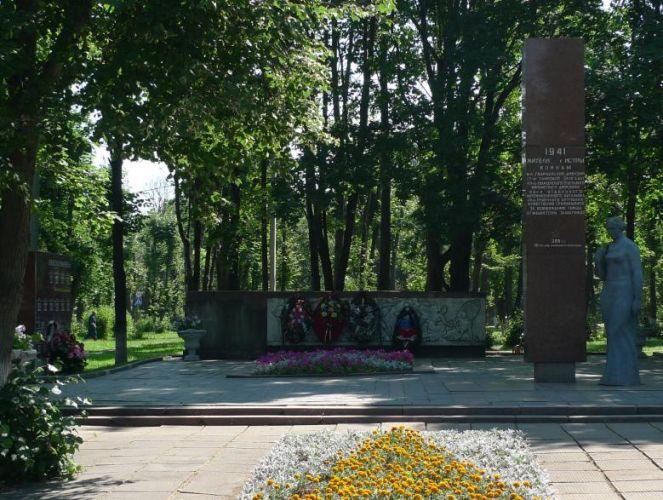 На памятную доску у мемориала «Родина-Мать» в г. Истра занесут еще одно имя