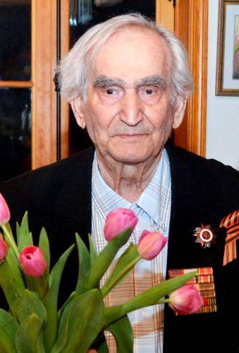 26 февраля 2016 ушел из жизни Сафаров Сергей Микеевич