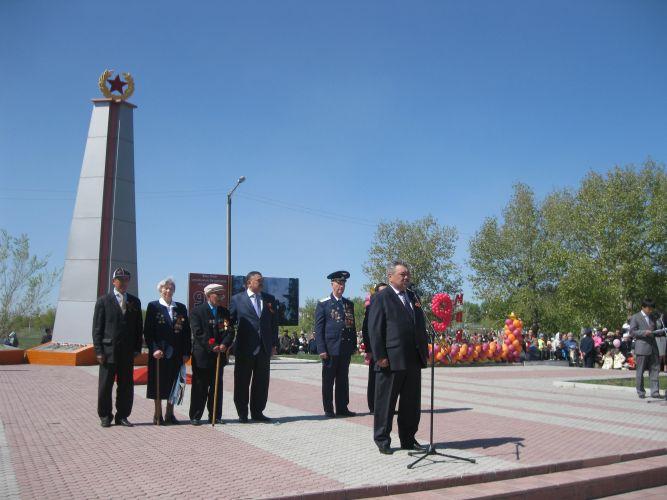 9 мая 2011 год (фото Светланы Жамалитдиновой)