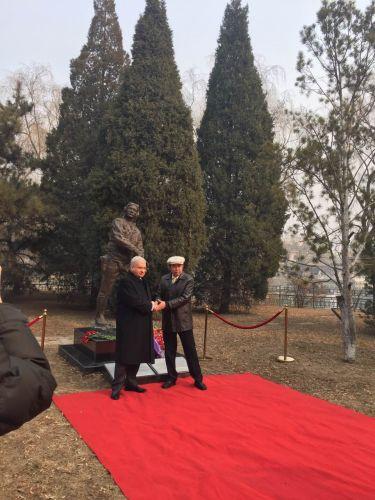 В Пекине отметили День памяти о россиянах, исполнявших служебный долг за пределами Отечества
