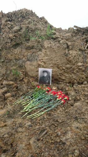 «Бабушка была права - он не был похоронен, он просто не вышел с поля боя»