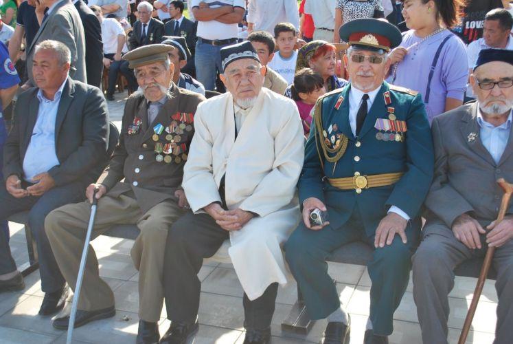 Узбекистан. Народная летопись Войны