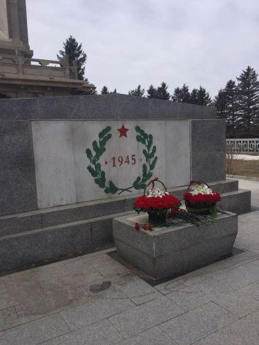 В китайском Джанбэе соберутся родные погибших там советских воинов