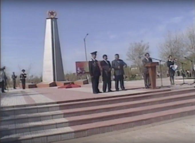 День Победы! 9 мая 2008 год (г.Аксу ) АВТОР ВИДЕО ЯКОВ ТИХОНОВИЧ КОНОВАЛОВ