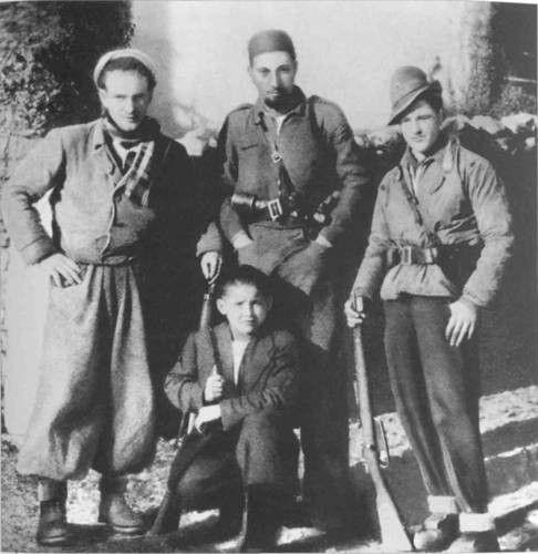 Италия разыскивает родственников советских партизан Форе Мосулишвили и Степана Бондаренко
