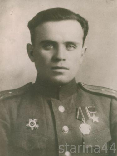 18 декабря 1909 года родился буевлянин, Герой Советского Союза Белов Алексей Ефимович