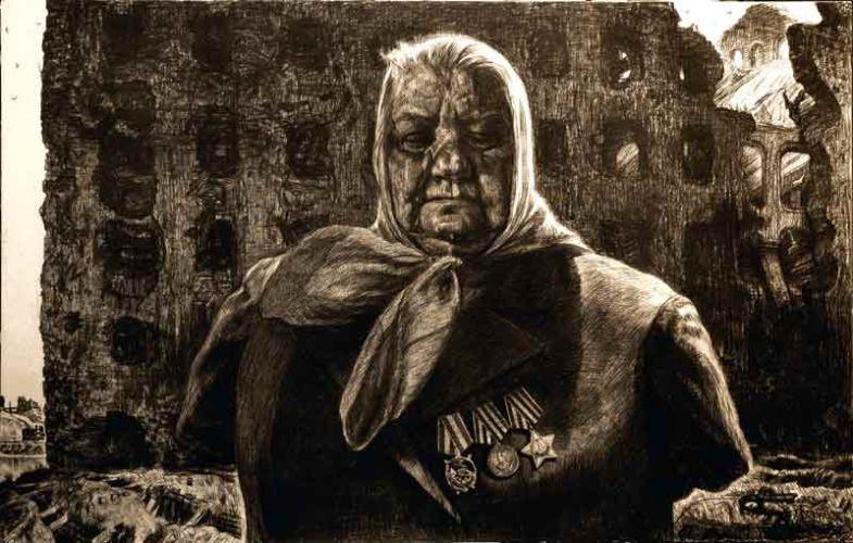 Говорящие рисунки художника Доброва