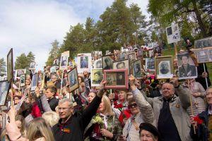 Вильнюс День Победы