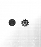 Медаль за отвагу и Орден Великой Отечественной Войны