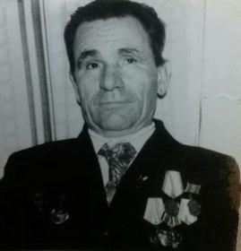 рядовой Михайлюк Николай Минович