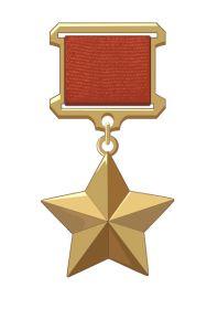 Герой Советского Союза (посмертно)