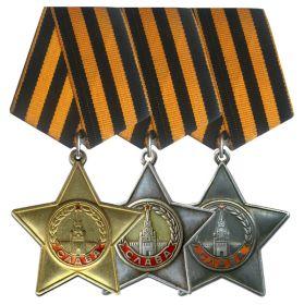 """Орден """"СЛАВЫ"""" I,II,III степени"""
