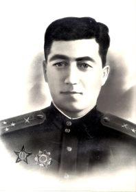 Орден Отечественной Войны 1 и 2 степени, Орден красной звезды.